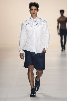 João Pimenta  Desfiles | São Paulo | Verão 2014 RTW S/S2014  fashion show man Brazil