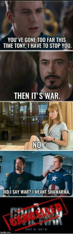 It's true pepper the war ender