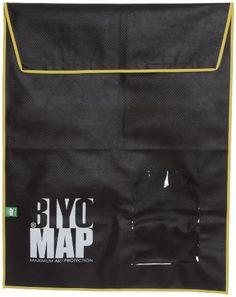 BIYO Maximum Art Protection 27-1/2-Inch by 35-1/2-Inch Package, Yellow
