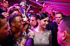 Katy greets more fans #KP3D