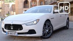Probamos el Maserati Ghibli SQ4