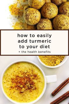 Turmeric Superfood Creamer® Support your Immune System With This Key Ingredient Vegetarian Recipes Easy, Healthy Dessert Recipes, Healthy Drinks, Gourmet Recipes, Healthy Eating, Dinner Recipes, Vegetarian Menu, Dessert Food, Paleo Recipes