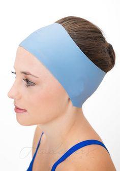 hair guard keeps hair dry underneath swim caps