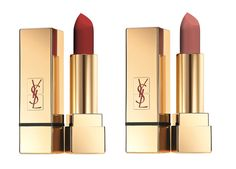 Yves Saint Laurent's Black Fetish collection for Autumn 2014 rouge pur couture lipstick