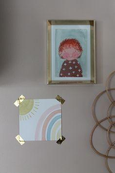 Wanddecoratie voor kinderdagverblijf. Van, Frame, Home Decor, Style, Picture Frame, Swag, Decoration Home, Room Decor, Vans