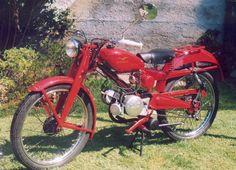 1953 Moto Guzzi Motoleggera 65 Guzzino
