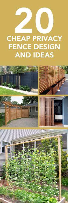 World class yard privacy fence ideas #PrivacyFenceIdeas #CheapPrivacyFence