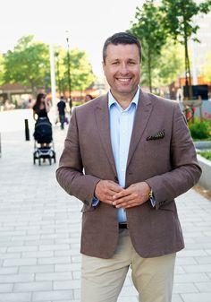 Författarporträtt: Thomas Ardenfors -- Foto: Sussi Ardenfors