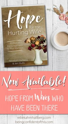 Are you searching for marriage encouragement? It's possible to find hope for your marriage, and we want to make that easier through this free ebook! The authors understand what a burden a troubled marriage relationship can be, but they also know the power of God's redeeming work.  Christian wife, hope for marriage, troubled marriage, difficult marriage, marriage problems, marriage encouragement, strong marriage, healthy marriage, #Marriage #hope #book #help