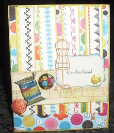 Sew Suite- Stampin Up
