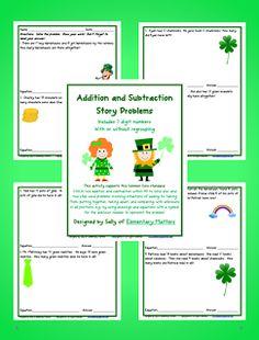 Classroom Freebies: St. Patty's Day Fun and a Freebie
