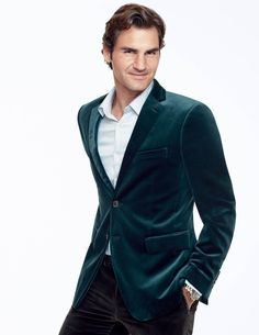 Our October Cover: Tennis Great Roger Federer - TownandCountrymag.com