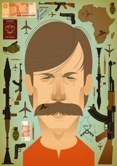 Disarming Viktor Bout by Stanley Chow