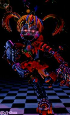 Freakshows are coming to play with you. Five Nights At Freddy's, Ballora Fnaf, Fnaf Wallpapers, Fnaf Baby, Good Horror Games, Fnaf Characters, Freddy 's, Fnaf Sister Location, Circus Baby