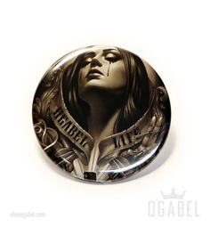 Shop the OGABEL Official Store - The most extensive collection of Street, Lifestyle Fashion, and Tattoo Style Original Art on accessories and T-Shirts for Men and Women Original Artwork, Rings For Men, Buttons, Heart, Men Rings, Hearts, Knots, Plugs, Button