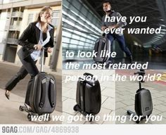 Retarded? More like awesome. Hilarious captions none the less