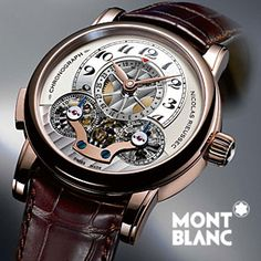 #Montblanc watches