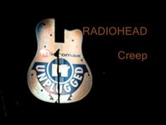 ▶ Radiohead - Creep (MTV Unplugged Live & Acoustic) - YouTube Creep Radiohead, Dead Man Walking, Mtv Unplugged, David Bowie, Acoustic, Songs, Twiggy, Live, Youtube