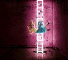 Creative Review - Designing Alice's Adventures Underground