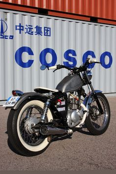 ♠Milchapitas-Kustom Bikes♠: Suzuki GN125 By Old School Engineering
