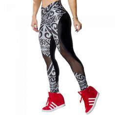 Tribal Viper Legging Labellamafia - Legging - Fitness The finest fitness  fashion… f61996cad34