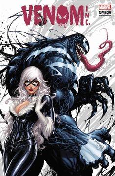 Venom and Black Cat