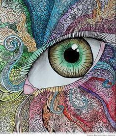 Aprende como fazer zentangle passo a passo #desenhosparacolorir #drawing #zentangle #desenhos