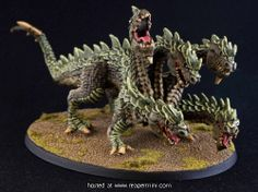 Reaper Miniatures :: InspirationGallery - Hydra