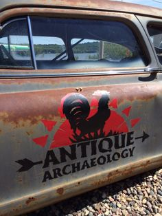 The Babies have made it to LeClaire Iowa! #AmericanPickers #antiquearchaeology #mikeWolfe #frankfritz