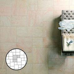 Esittelemme kaikki laattojen ladontamallit | Meillä kotona Tiles, Layout, Flooring, Mirror, Bathroom, Furniture, Home Decor, Pattern, Room Tiles