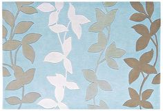 Harlequin Vine Vine Duck Egg HA10-024 Rug from £33.90. Sizes range from 120.00cm x 60.00cm to 300.00cm x 200.00cm. Available only as Rectangle. Free UK Delivery