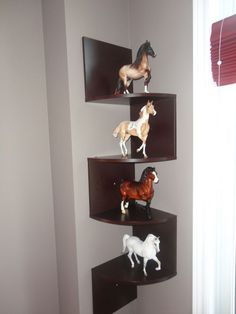Yeah, I need to display my lovely Breyers Horse Themed Bedrooms, Bedroom Themes, Girls Bedroom, Bedroom Decor, Western Rooms, Western Decor, My New Room, My Room, Cowgirl Bedroom