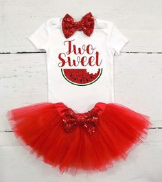 girls second birthday outfit watermelon second birthday summer second birthday twotti fruity birthday girls 2nd birthday outfit two sweet by TheLittleQueenBee on Etsy