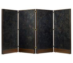 Curtain Call Low Folding Screen by Henredon
