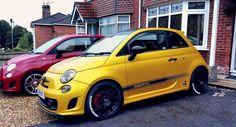 Fiat 500 Abarth Fiat 500, My Dream Car, Dream Cars, Non Solo, New Fiat, Automobile Companies, Fiat Abarth, Karting, Car Engine