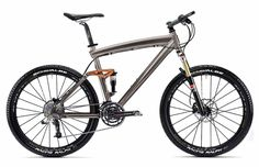 2009 BMW Cross Country Bicycle
