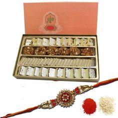 1kg Mix Sweets N Rakhi http://www.festive-xpressions.com/product/RAKHIEXP102
