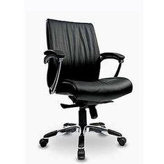 High Back Office Chair, Home Office Chairs, Ergonomic Office Chair, Larger, Medium, Gallery, Image, Furniture, Home Decor