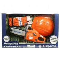 Husqvarna Toy Chainsaw Kit 586498201 Childrens Toy for sale online Childrens Garden Toys, Kids Garden Toys, Kids Toys, Chainsaw Gloves, Black Metal, Kids Power Wheels, Vintage Travel Trailers, Toys