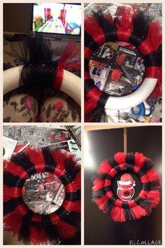 Christmas wreath(so easy to make)