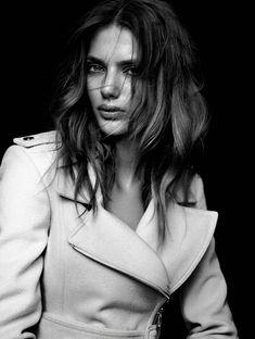 Kocca Taps Bregje Heinen for Fall 2013 Campaign by Hunter & Gatti | Fashion Gone Rogue: The Latest in Editorials and Campaigns