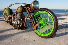 Rat bike   SWEET !