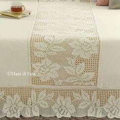 woolen aida and scheme for making crochet filet bedspreads Crochet Tablecloth Pattern, Crochet Bedspread Pattern, Crochet Pillow, Crochet Doilies, Crochet Lace, Crochet Patterns, Poncho Patterns, Filet Crochet Charts, Crochet Cross