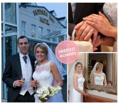 Ann and Cormac's wedding at Hodson Bay by Clare Frances Photography.