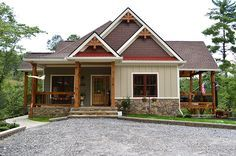 Charmant Lake Wedowee Creek Retreat House Plan. Lake Home PlansBoat ...