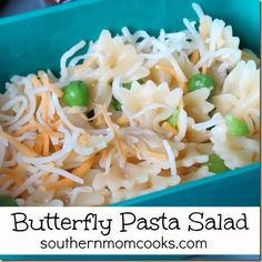 butterflypasta thumb Spring Butterfly lunch idea