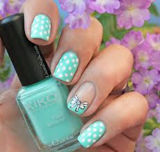 Blog de nail art ongles courts