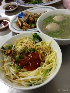Craving...Taiwanese Noodle