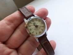 me Vintage Ladies Crest Watch From the 50's by Jujubits on Etsy, $20.00