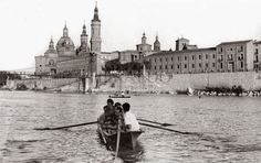 """Zaragoza (Spain) and its 13 bridges"" (Zaragoza y sus 13 puentes) - Ebro river, city stories/Río Ebro, historias de ciudad"
